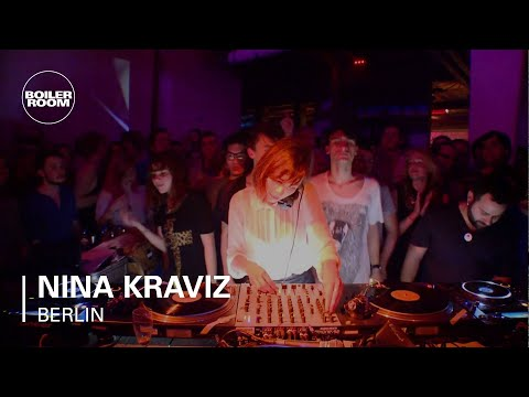 Nina Kraviz Boiler Room Berlin DJ Set