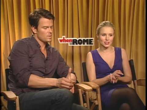 Kristen Bell, Josh Duhamel Interview