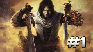 Прохождение Prince of Persia: The Two Thrones #1