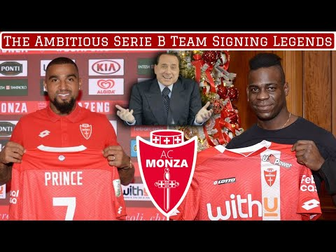 The Ambitious Serie B Team Who Are Signing Legends