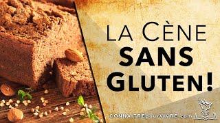 Sainte Cène SANS GLUTEN?