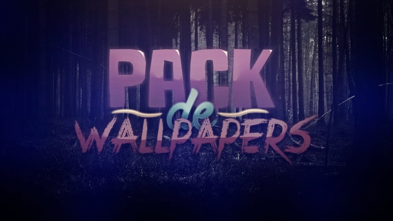 PACK de Wallpapers HD Thanks50Subs Lincoln Designer YouTube