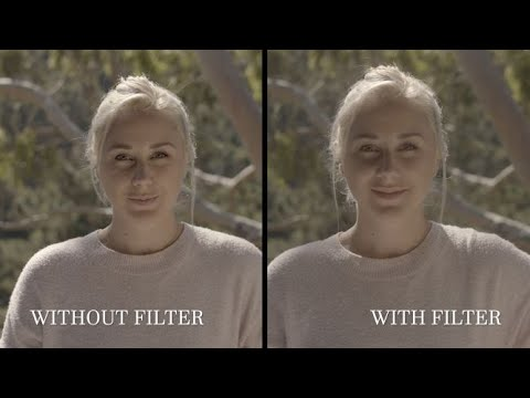 How To Make VIDEO Look More Like FILM - (Black Pro Mist Filter)