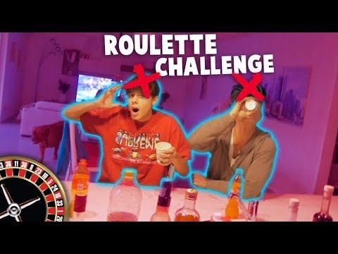 SE PERDO MI TAGLIO TUTTI I CAPELLI!! ROULETTE CHALLENGE VS MY DAD 2 !