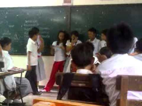 7-indigo presentation of geronimo high school (G.L.G.M.N.H.S)