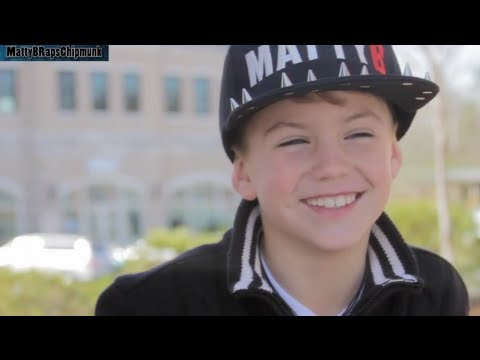 You Make My Heart Skip - MattyBRapsChipmunk (Official Chipmunk Video)
