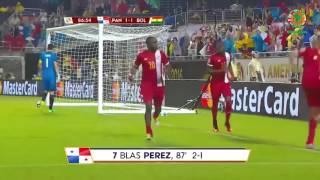 Panamá 2 vs Bolivia 1 (Resumen)