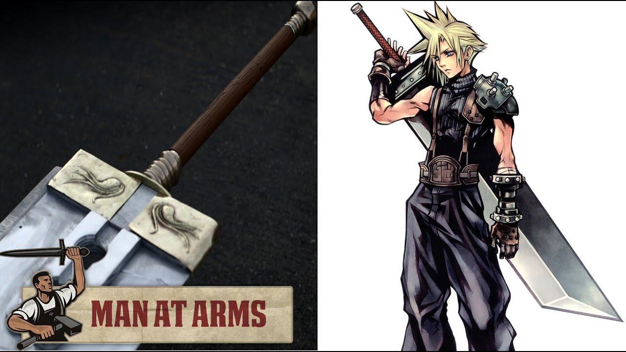 Cloud's Buster Sword (Final Fantasy VII) - MAN AT ARMS