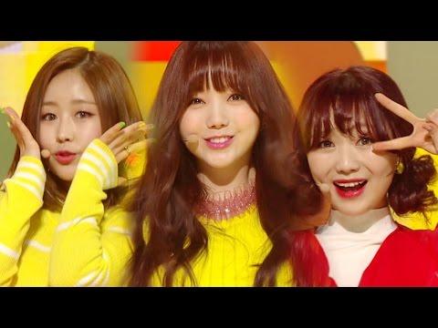 《Comeback Special》 Lovelyz (러블리즈) - WoW! @인기가요 Inkigayo 20170305