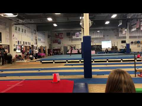 1st place Floor at Brestyan's National Elite Boston Qualifier Carsyn Jai