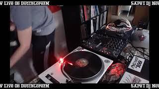 SAPeT Dj - Early Hardcore - 2-5-18 - DCFM