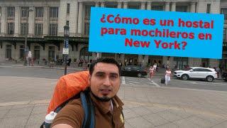 ¿Cómo es un hostal economico en New York? conoce el HI HOSTEL New York