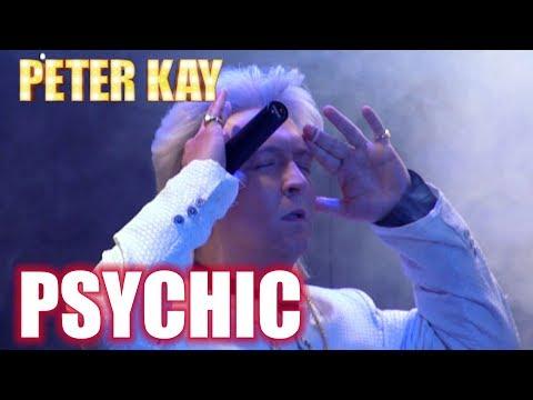 Clinton Baptiste The Psychic   Phoenix Nights   Peter Kay