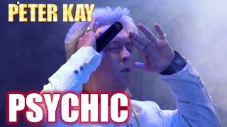 Clinton Baptiste The Psychic | Phoenix Nights | Peter Kay