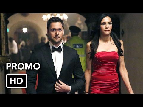 """The Blacklist: Redemption (NBC) """"Dangerous"""" Promo HD"""