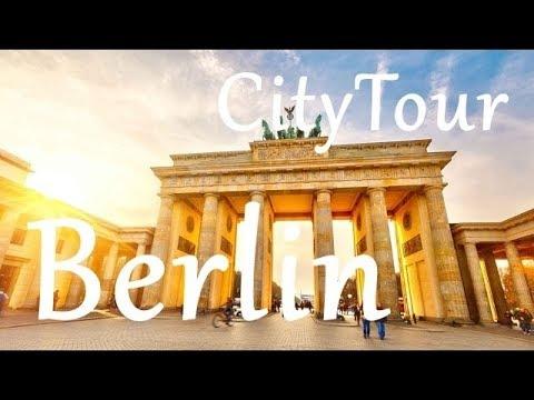 Berlin - Bonn - Cologne - Cities Travel Tour - Germany  / Almaniya Şəhərlərin Kicik Tur Gəzintisi