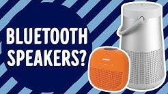 Kuinka valita Bluetooth-kaiuttimet? Gigantti kertoo