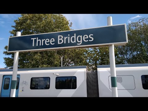 Full Journey on Thameslink (Class 700) from Three Bridges to Bedford