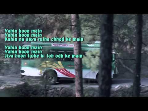 Yahin Hoon Main Lyrics | Ayushmann Khurrana | Yami Gautam
