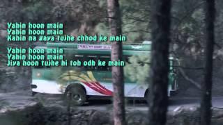 Download Hindi Video Songs - Yahin Hoon Main Lyrics | Ayushmann Khurrana | Yami Gautam