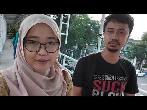 [VLOG] Jakarta 2: Galeri Nasional (Between The Line by Triyadi Guntur)