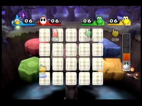 Mario Party 9 - Boss Rush (All) - vs. Master CPUs