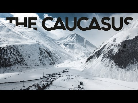 Chapter 2  - The Caucasus