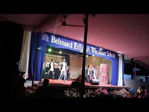 dance by BELMONT SCHOOL,manipuzha