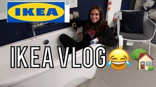 Neue Wohnung?🤔🏡 der erste Ikea besuch | Jasminazizam