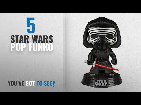 Top 10 Star Wars Pop Funko [2018]: Star Wars Episode 7 Pop! Kylo Ren