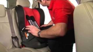 DUO PLUS - Einbau des Sitzes | ISOFIX