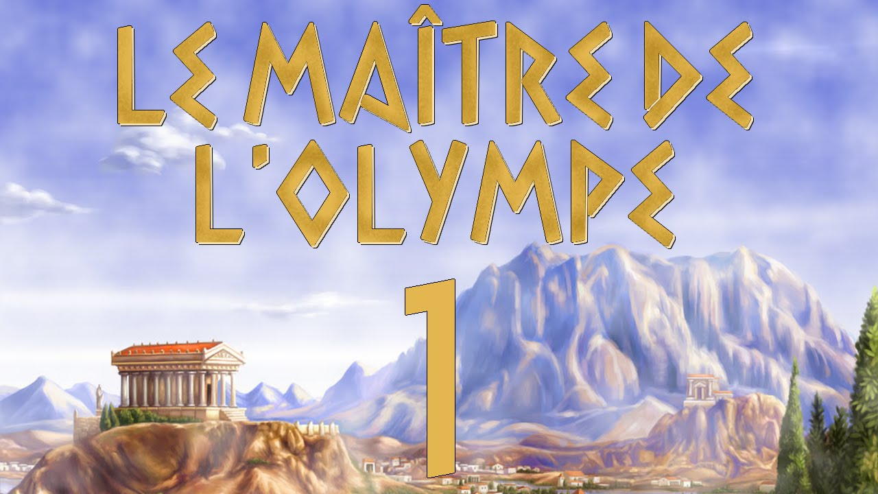Le Maître de l'olympe Zeus - Ep 1 : Zeus et Europe - YouTube Gaming