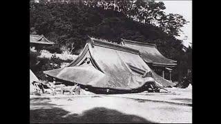 日本地震災害