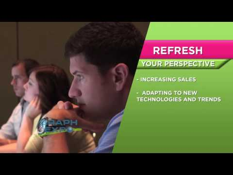 Refresh Your Business, Perspective and Energy at GRAPH EXPO 16!