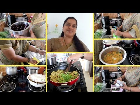 LUNCH ROUTINE AND TIPS||RAMA SWEET HOME