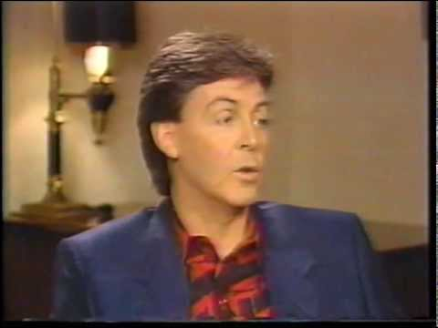 Paul McCartney Interview Promoting Give My Regards to Broad Street