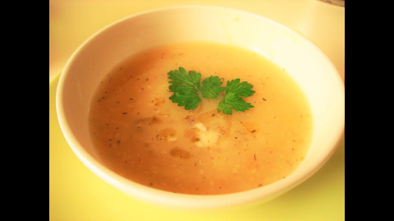 Рецепт турецкого супа ишкембе