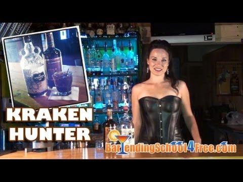 How To Make The Kraken Hunter (Drink Recipes)