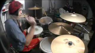 I See Stars - Project Wakeup (Drum Cover) HD