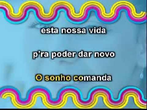 Floribella Portuguesa - Um Novo Dia (Karaoke)