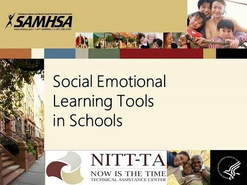 Social Emotional Learning (SEL) Tools in Schools