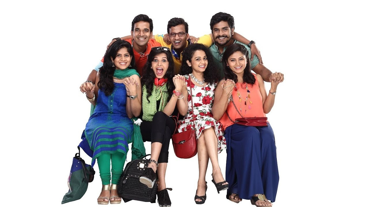 freshers serial real names of casts in the serial youtube