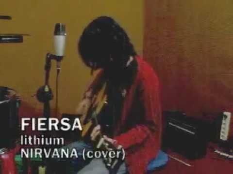 FIERSA BESARI - lithium (Nirvana Cover)