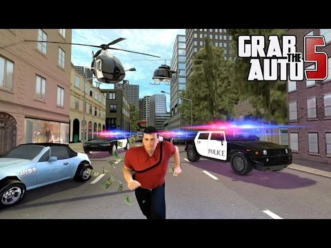 Grab The Auto 5 - Android Gameplay HD