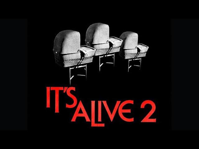 DIE WIEGE DES SATANS - IT'S ALIVE 2: IT LIVES AGAIN - Teaser (1978, English)