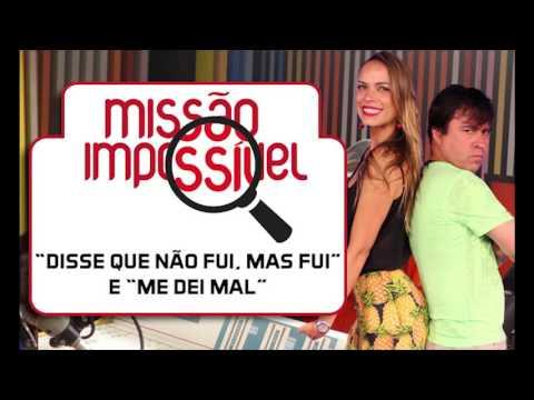Missão Impossível - Edição Completa - 26/11/15