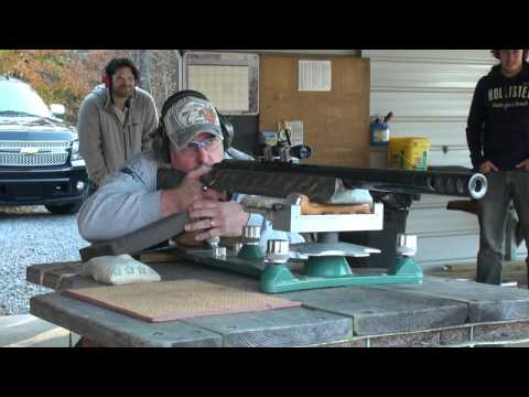 """The Guys from Knight Rifles """"Americas Muzzleloader"""" Shoot the .950 JDJ"""