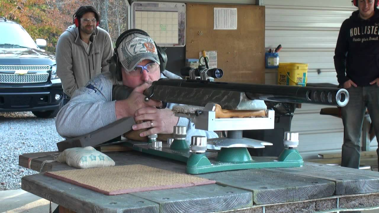 Could You Handle the Recoil From the Largest-Caliber Rifle in the World?