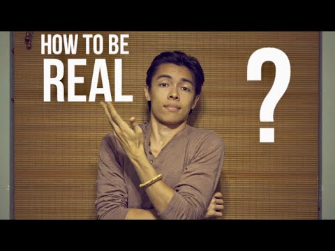 Acting How To Be Real