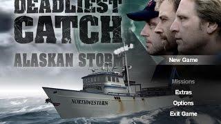 Jack Wall Lets Play Alaskan Storm Deadliest Catch EP1